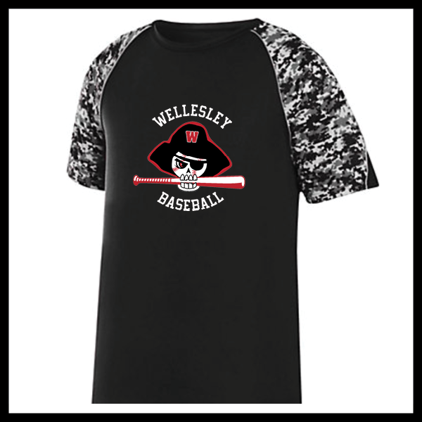 Wellesley Short Sleeve Tech Tee