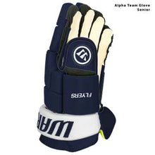 Load image into Gallery viewer, Warrior Alpha Custom Hockey Glove- Senior