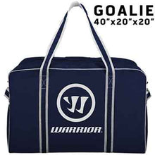 Load image into Gallery viewer, Warrior Pro Jr Flyers Hockey Bag- Goalie