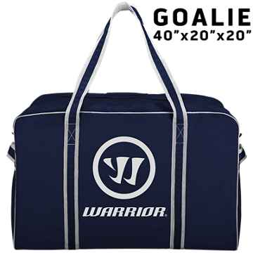 Warrior Pro Jr Flyers Hockey Bag- Goalie