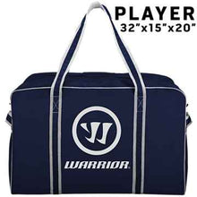 Load image into Gallery viewer, Warrior Pro Jr Flyers Hockey Bag- Player
