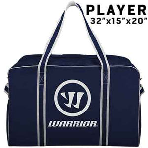 Warrior Pro Jr Flyers Hockey Bag- Player