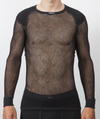 Brynje Wool Thermo Shirt w/inlay mann front