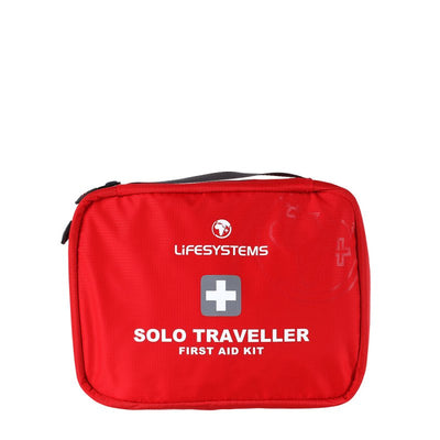 First Aid Kit Solo Traveller