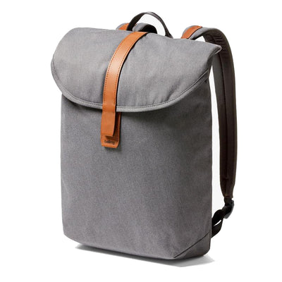 Bellroy Slim Backpack 16L ryggsekk - Mid Grey