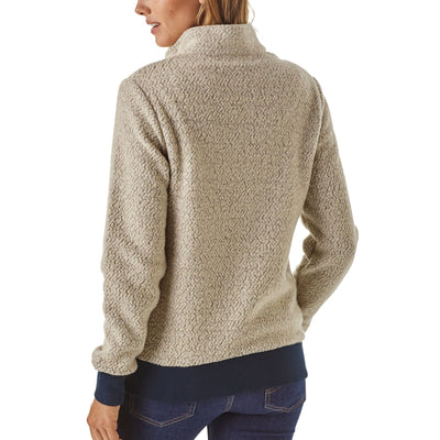 Woolyester Fleece P/O Dame