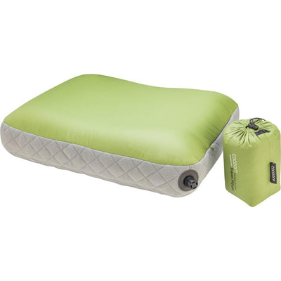 Cocoon Ultralight Air-Core Travel Pillow reisepute - Wasabi Green