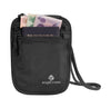 Eagle Creek Silk Neck Pouch Black pengebelte