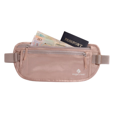 Silk Money Belt