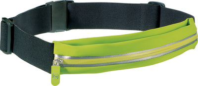 Go Travel Stretcy Belt Pouch oppbevaringsbelte Lime