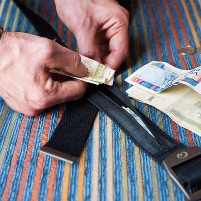 Travel Money Belt Pengebelte