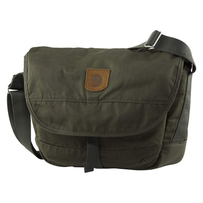 Fjellreven - Greenland Shoulder Bag Small skulderveske - Deep Forest