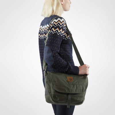Greenland Shoulder Bag Small dame i bruk
