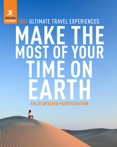 Rough Guides Make the Most time on Earth 9781789194586