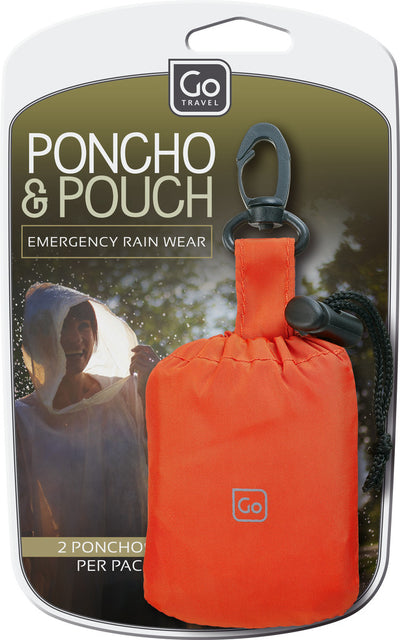Poncho & Pouch Twin Pack