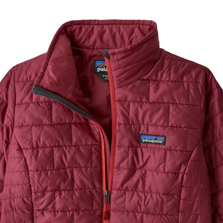 Patagonia Nano Puff Jacket ytterjakke for dame | Chillout.no