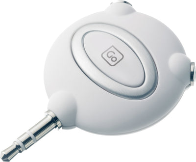 Go Travel Share Adaptor audiosplitter