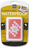 Go Travel Playing Cards Waterproof reisekortstokk
