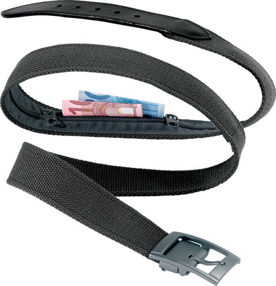 Go Travel Belt Bank reisebelte black