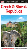 Czech and Slovak Republics Eyewitness Guide - Reiseguide med mye bilder