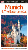 Munich and the Bavarian Alps Eyewitness Guide - Reiseguide med mye bilder