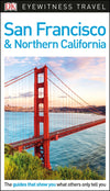 San Francisco and Northern California Eyewitness Guide - Reiseguide med mye bilder