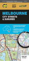 UBD Gregory - Melbourne City Streets & Suburbs - Reisekart