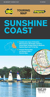 UBD Gregory - Sunshine Coast map - Reisekart