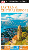Eastern and Central Europe Eyewitness Guide - Reiseguide med mye bilder