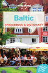 Lonely Planet - Baltic Phrasebook & Dictionary ordbok - 9781741040142