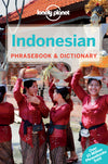 Lonely Planet - Indonesian Phrasebook & Dictionary - 9781741047721
