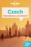 Lonely Planet - Czech Phrasebook & Dictionary ordbok - 9781741049725
