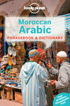 Lonely Planet - Moroccan Arabic Phrasebook & Dictionary - 9781741791372