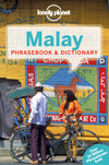 Lonely Planet - Malay Phrasebook & Dictionary - 9781741793376