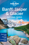 Lonely Planet - Banff, Jasper and Glacier National Parks 4 reiseguide - 9781742206189