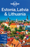 Lonely Planet - Estonia, Latvia & Lithuania 7 reiseguide - 9781742207575