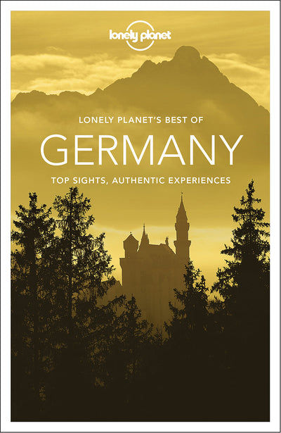 Lonely Planet - Best of Germany reiseguide - 9781743214077