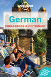 Lonely Planet - German Phrasebook & Dictionary - 9781743214435