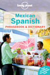 Lonely Planet - Mexican Spanish Phrasebook & Dictionary - 9781743214480