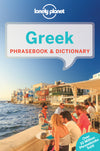 Lonely Planet - Greek Phrasebook & Dictionary ordbok - 9781743217290