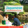 Lonely Planet - Japanese Phrasebook and Audio CD - 9781743603734