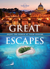 Lonely Planet - Great Escapes gavebok - 9781743607510