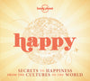 Lonely Planet - Happy (mini edition) gavebok - 9781743607602