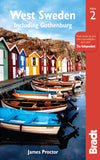 Reiseguide Bradt Guides - West Sweden 2