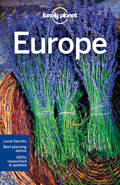 Lonely Planet - Europe 2 reiseguide - 9781786571465