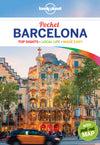 Lonely Planet - reiseguider - Pocket Barcelona - Reiseguide - 9781786572103