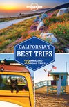 Lonely Planet - California's Best Trips reiseguide - 9781786572264