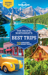 Lonely Planet - Pacific Northwest's Best Trips - 9781786572325
