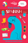 Lonely Planet - First Words Spanish 1 språkbok - 9781786573162