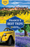 Lonely Planet - France's Best Trips reiseguide - 9781786573209